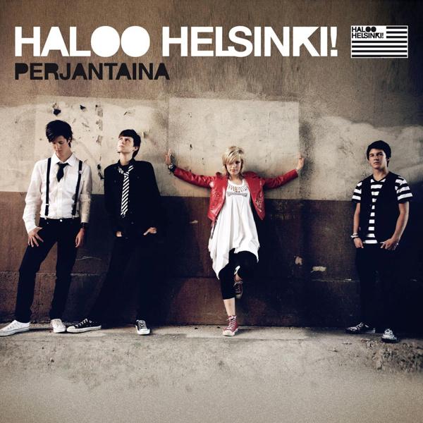 Haloo Helsinki Perjantaina