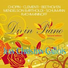 Jean Christian Gallois: Divin Piano