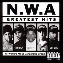 N.W.A, Lorenzo Patterson, O'Shea Jackson, Eric Wright, Dr. Dre: Straight Outta Compton
