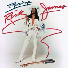 Rick James: Fire It Up
