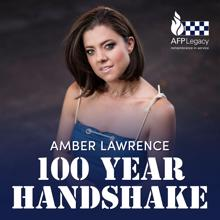 Amber Lawrence: 100 Year Handshake