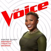 Simone Gundy: Midnight Train To Georgia (The Voice Performance)