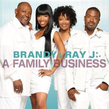Brandy, Ray J & Willie Norwood Sr.: Talk To Me