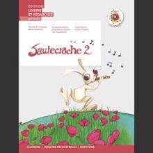 Marie Henchoz with Lee Maddeford & Annick Caretti: Sautecroche 2
