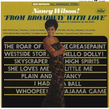 Nancy Wilson: From Broadway With Love