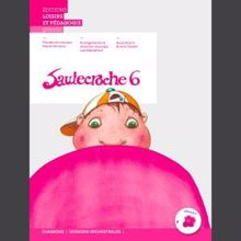 Marie Henchoz with Lee Maddeford & Annick Caretti: Sautecroche 6