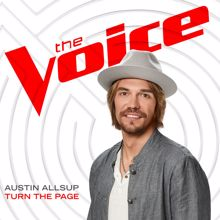 Austin Allsup: Turn The Page (The Voice Performance)
