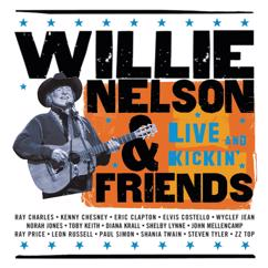 Willie Nelson: Live And Kickin'