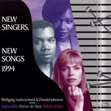Various Artists: New Singers - New Songs 1994