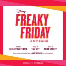 Eri esittäjiä: Freaky Friday: A New Musical (Studio Cast Recording)
