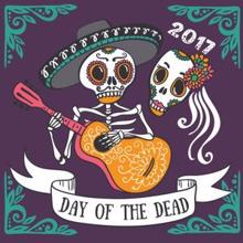 Various Artists: Dia de los Muertos (2017) [Day of the Dead]