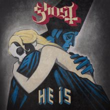 Ghost, Alison Mosshart: He Is