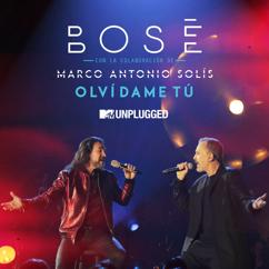 Miguel Bose: Olvídame tú (with Marco Antonio Solis) (MTV Unplugged)