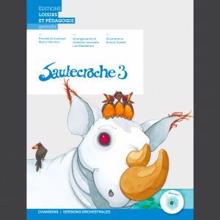 Marie Henchoz with Lee Maddeford & Annick Caretti: Sautecroche 3