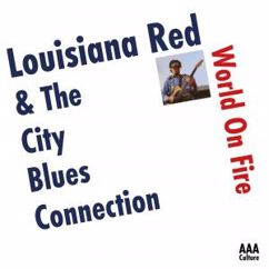 Louisiana Red & The City Blues Connection: World on Fire