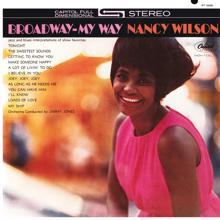 Nancy Wilson: Broadway - My Way