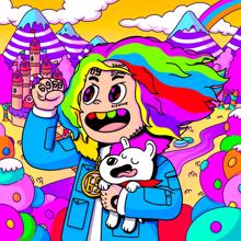 6ix9ine: Day69: Graduation Day