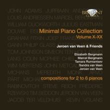 Jeroen van Veen & Friends: Minimal Piano Collection, Vol. X-XX