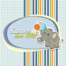 Various Artists & Kiddy Kids Club: Kinder Ihre Hits