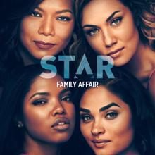 Star Cast, Patti LaBelle, Brandy, Queen Latifah, Ryan Destiny, Brittany O'Grady, Miss Lawrence: Family Affair
