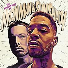 Kid Cudi, Eminem: The Adventures Of Moon Man & Slim Shady
