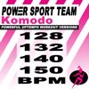 Power Sport Team: Komodo (Save a Soul) [Powerful Uptempo Cardio, Fitness, Crossfit & Aerobics Workout Versions]